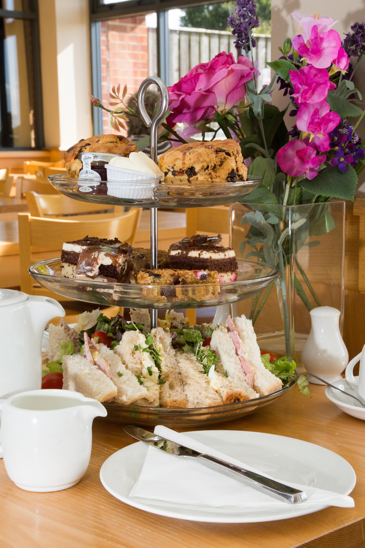 Afternoon Tea - Restaurant - Swarkestone Nursery & Garden Centre ...